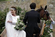 boda de la nieta del conde de Revillagigedo -