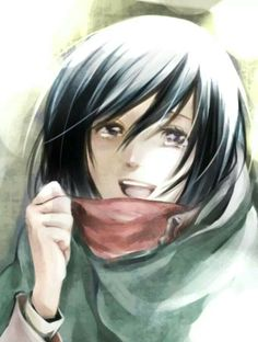 Mikasa ♥  From #AttackonTitan #SNK