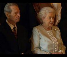King Michael II romania and his cousin Queen Elizabeth II britain Hm The Queen, King Queen, Queen Elizabeth Ii, Queen Anne, Michael I Of Romania, Adele, Romanian Royal Family, Queen Victoria Family, Queen Margrethe Ii