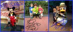 "SignMYi app!   ""autograph book"" for Disney trip!!"
