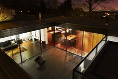 Zuber Architects / Kingsley Place House