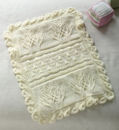 Baby Tree of Life Throw