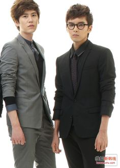 Kyuhyun and Ryeowook