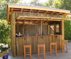 35 Newest Outdoor Bar Ideas For Backyard - Garden & Outdoor - Outdoor Kitchen Ideas