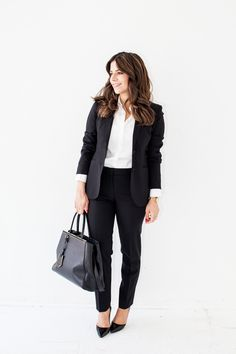 What to Wear for a Job Interview  #theeverygirl