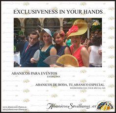 Panama Hat, Hand Fans, Events