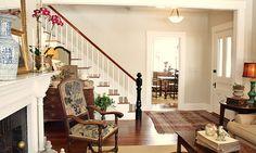 Benjamin Moore Ashwood- family room?