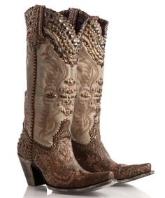 Glitter Gulch Boot - Boots - Apparel Collection