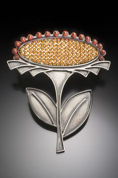 Brooches - Barbara Minor Enamels