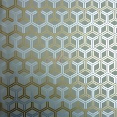 Cole and Son Wallpaper Geometric Honeycomb 93-15049  Email to a Friend  Be the first to review this product  Availability: In stock    £72.00