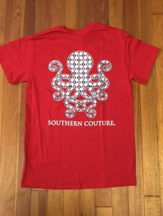 Southern Couture Anchor Octopus