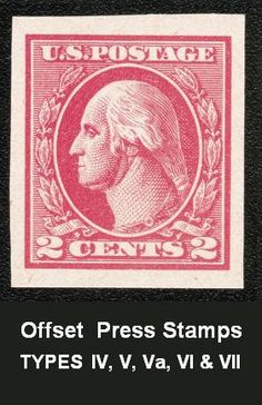 Identifier for US Washington/Franklin Stamps of 1908-1922