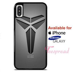 Kobe Logo All Of Time iPhone X Cases, iPhone Cases, Samsung Galaxy Cases, 5626 teespread