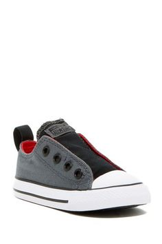 Chuck Taylor All Star Slip-On Sneaker (Baby & Toddler) by Converse on @nordstrom_rack