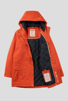 W KIRKWALL RAIN COAT - Women - Rainwear - Helly Hansen Official ...