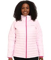 Columbia  Plus Size Tested Tough in Pink™ Hybrid Jacket