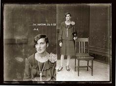 Le foto segnaletiche di 38 criminali - Chez Edmea