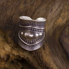 Small n' Silver Ring