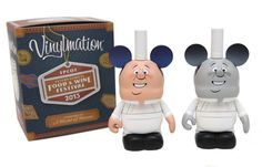 Chef Gusteau Vinylmation 2013 Epcot Food and Wine Festival