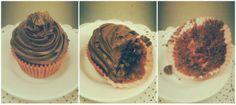 And thats how it's done! #Cupcake #NomNom #Gulp #FinishingWhatWeStart #FoodLove #Ambrosia
