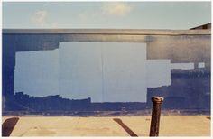 Rothko Walls - Ghostly Remains of Removed Graffiti On The Bright Side, Mark Rothko, Geometric Shapes, Print Design, Graffiti, Walls, Abstract, Illustration, Artist