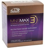 Metabolic Nutrition System (MNS) from AdvoCare. This stuff is great! It has all the nutrients I need, plus more! <3