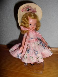Nancy Ann Storybook Doll ~ #119 Mistress Mary