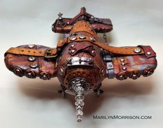 Steampunk Airplane