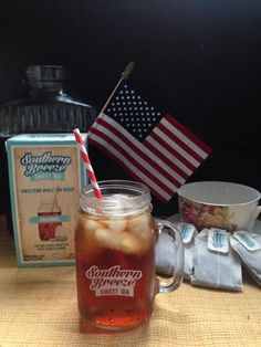 When the temperatures start to climb,we love making this delicious, Southern sweet tea! It's easy to make and so tasty! Southern Sweet Tea, Southern Style, Most Favorite, Iced Tea, It's Easy, Teas, Breeze, Brewing, Beverages