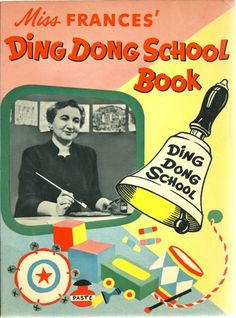 Miss Frances' Ding Dong School Book 1953
