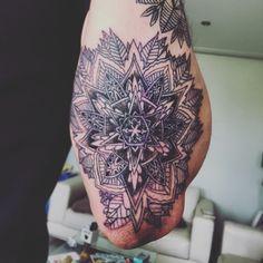 Tattoo on my left elbow