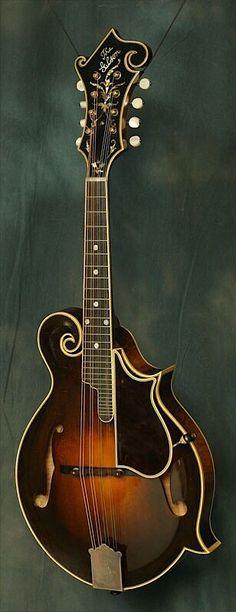 1924 Gibson F5 Fern