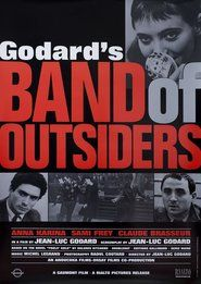 Band of Outsiders (1964) Watch Online Free