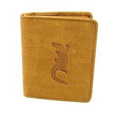 Pánská peněženka kožená světlá - peněženky AHAL