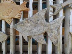 Pedra Sobre Pedra - Artesanato em Pedra Cariri: Peixes