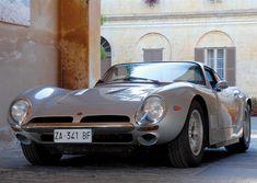 1966 Bizzarrini 5300 GT  #cars #coches