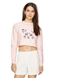 cat shirt yo