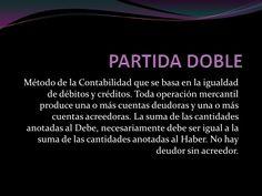 PARTIDA DOBLE by Politécnico Grancolombiano via slideshare