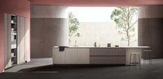 Кухни Кухня WIND, Фабрика Tonchelli, WIND - Comodo Цемент, Мебель, Дизайн, Домашний Декор