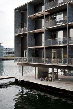 Teglvaerkshavnen Housing