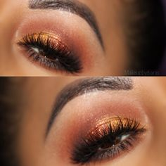 Used Morphe 25A Copper Spice Palette