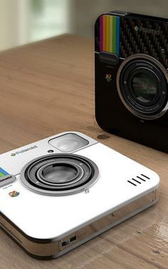 Polaroid Plans To Produce The Instagram Camera By 2014. I need this!