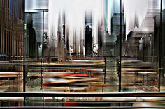New York Projection LI - Sabine Wild - Bilder, Fotografie, Foto Kunst online bei LUMAS