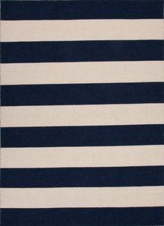 Amazon.com: Jaipur Pura Vida Tierra Flat Weave Stripe Pattern Wool Handmade Rug: Furniture & Decor