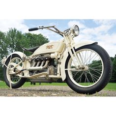 1926 Ace Duisenberg 4 Motorcycle                                                                                                                                                                                 More