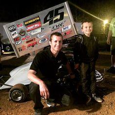 Kasey and his nephew Eli :)