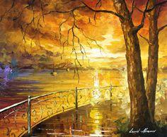 THE SWEETNESS OF THE SUN - Oil Painting On Canvas By Leonid Afremov http://afremov.com/THE-SWEETNESS-OF-THE-SUN-Original-Oil-Painting-On-Canvas-By-Leonid-Afremov-20-x24-50cm-x-60cm.html?bid=1&partner=20921&utm_medium=/vpin&utm_campaign=v-ADD-YOUR&utm_source=s-vpin