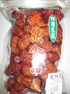 12 Oz. Big Dried Fruit Jujube Chinese Red Dates Hong Zao Herbal Healthy Foods ** You can find out more details at the link of the image.
