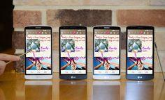 LG ha presentado un nuevo smartphone de gama media, el G3 Stylus, con pantalla de 5,5 pulkgadas y lápiz óptico