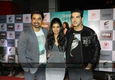 'Sharafat Gayi Tel Lene' movie premiere